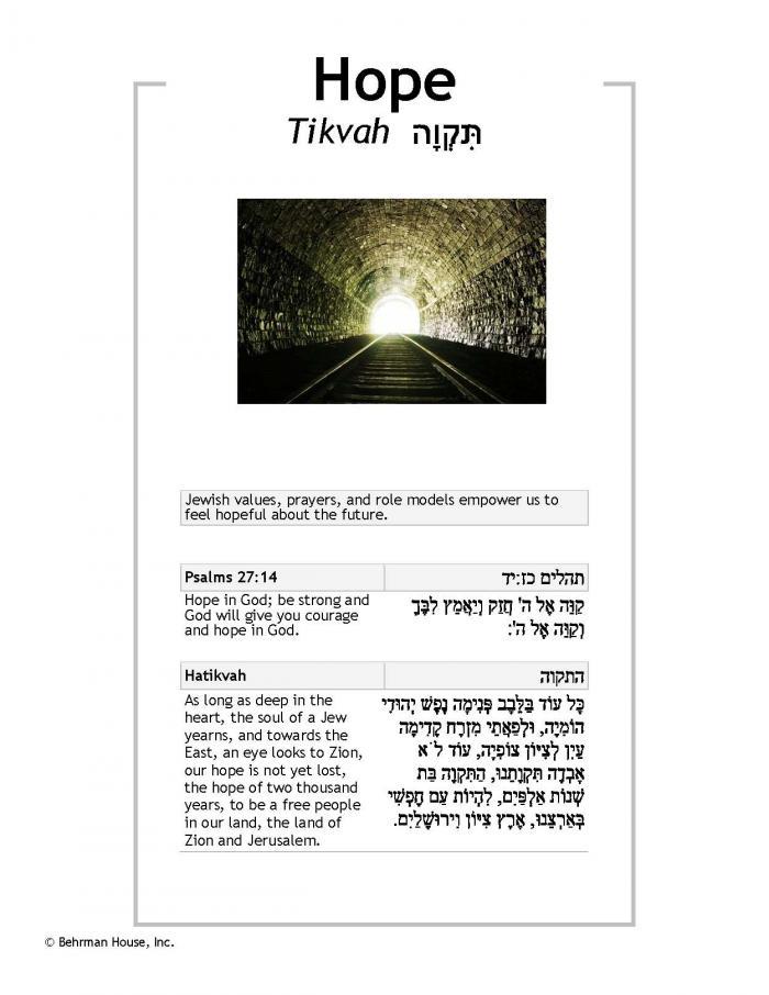 Hope PDF
