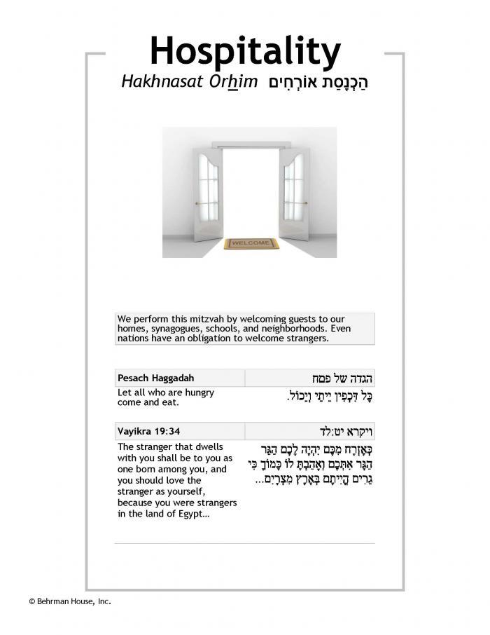 Hospitality PDF