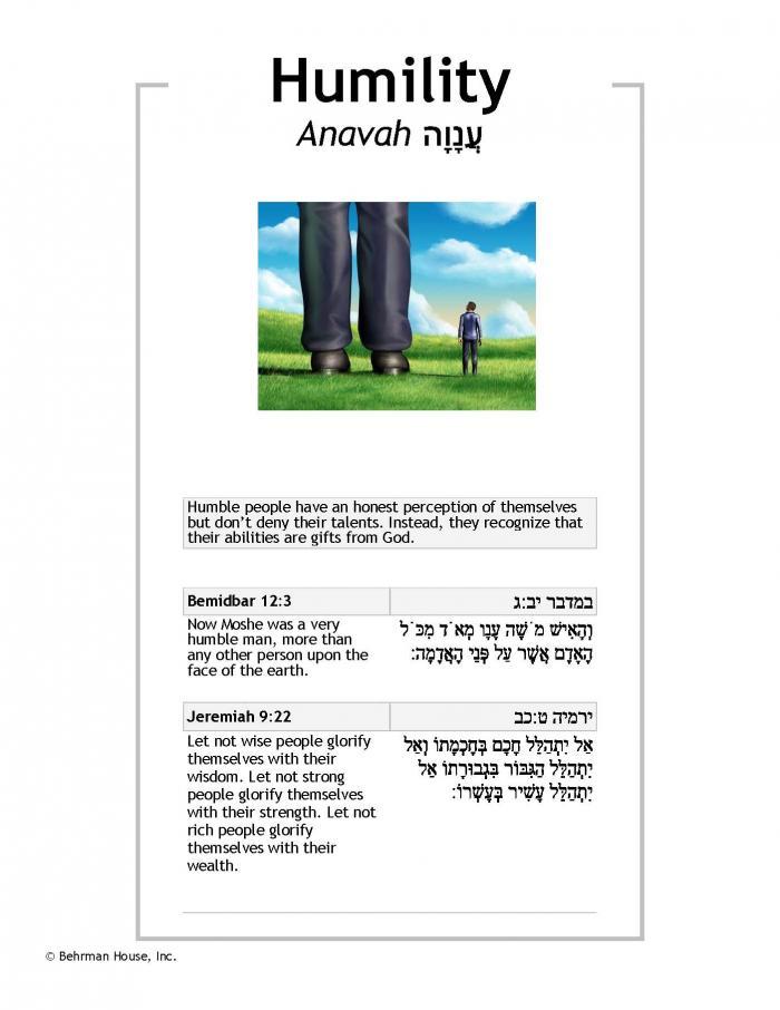 Humility PDF