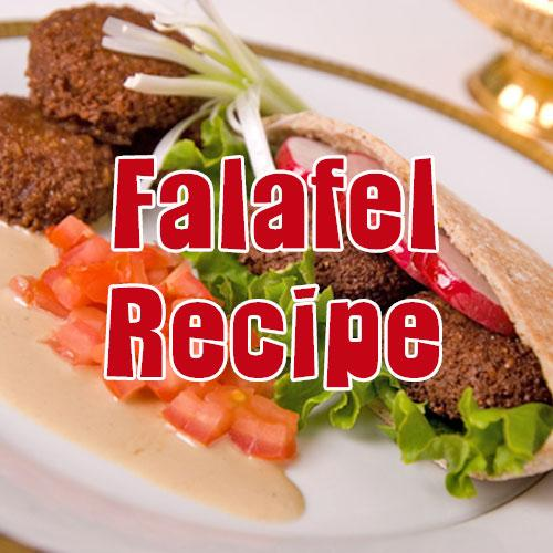 falafel recipe