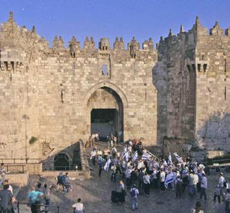 Jerusalem Gateways