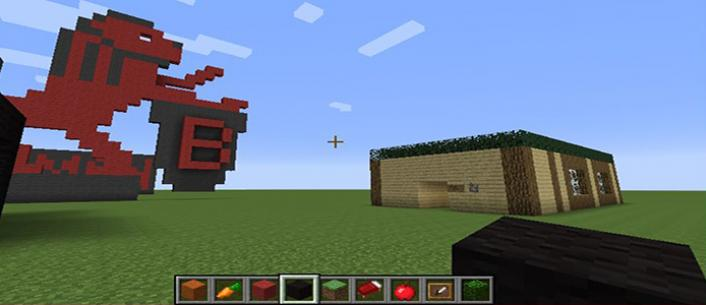 Build Your Own Sukkah On Our New Minecraft Server