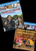Building Jewish Identity 3 & 4 Set (Books Only)
