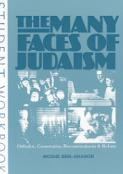 The Many Faces of Judaism - Workbook