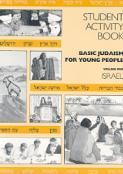 Basic Judaism 1 Israel Workbook
