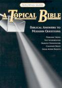 A Topical Bible Teaching Guide
