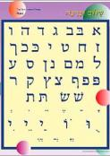 Shalom Uvrachah - Print Poster