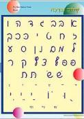 Shalom Uvrachah - Script Poster