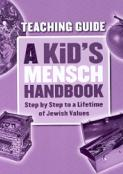 A Kid's Mensch Handbook - Teaching Guide