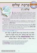Hineni Prayer Booklet - Shalom Rav/Sim Shalom (Pack of 5)