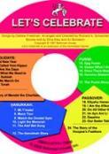 Let's Celebrate CD