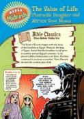 Manga Midrash: The Value of Life: Pharaoh's Daughter and Miriam Save Moses