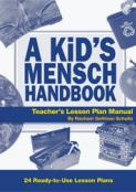 A Kid's Mensch Handbook Lesson Plan Manual