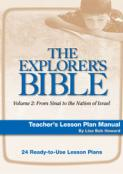 Explorer's Bible 2 Lesson Plan Manual