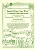 Torah Tales: Numbers/Deuteronomy Copy Pak TM