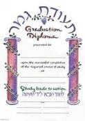Graduation Diploma