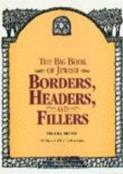 The Big Book of Jewish Borders, Headers, and Fillers