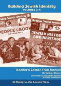 Building Jewish Identity Lesson Plan Manual (Vol 3&4)