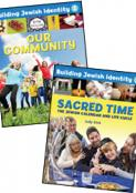 Building Jewish Identity 1 & 2 Set (Books Only)