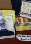 Jewish Values Curriculum (Grades 3 or 4)
