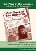 Our Place in the Universe Lesson Plan Manual: Judaism & the Environment - Teacher Resource
