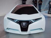 Honda fuel cell concept car