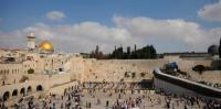 gathering at the kotel
