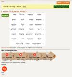 Hebrew Reading Assessment